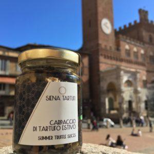 Summer Truffle slices - Siena Tartufi Tuscany
