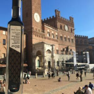Black drop | Dressing with Balsamic Vinegar of Modena IGP and black truffle | Siena Tartufi