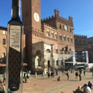Goccia nera – Condimento con Aceto Balsamico di Modena IGP e Tartufo Nero | Siena Tartufi