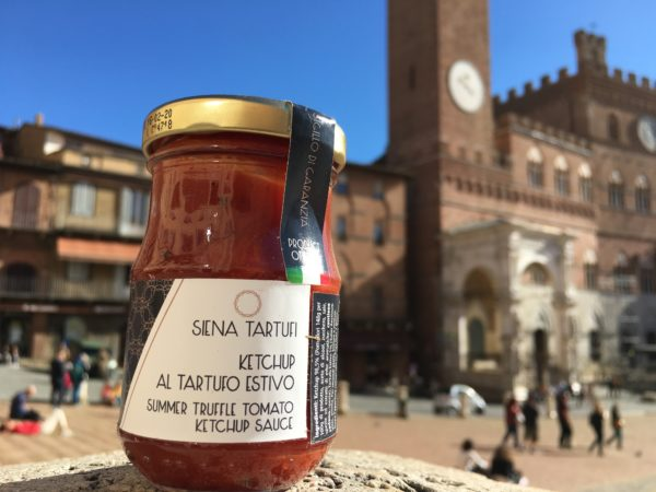 Ketchup with summer truffle | Siena Tartufi