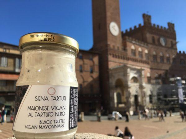 Maionese vegan al tartufo nero - Siena Tartufi