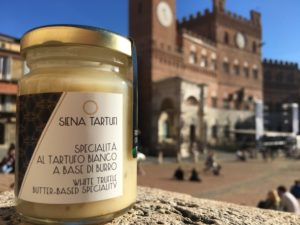 White truffle specialty made with butter | Siena Tartufi