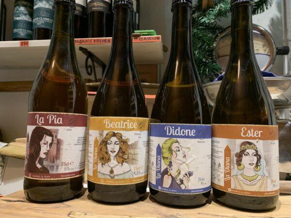 La Diana birra artigianale di Siena